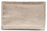 Hobo Women's 'Jill' Trifold Wallet - Metallic