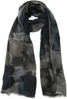 Etro Wool And Silk Blend Scarf
