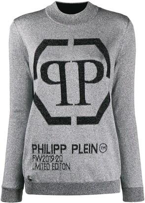 Philipp Plein Round Neck Pullover