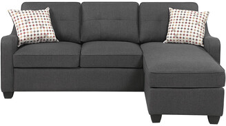 Coaster Reversible Sectional
