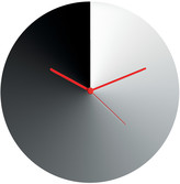 Alessi Arris Wall Clock - Stainless Steel