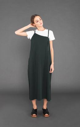 Mama B - Molara Dress Lava - large | lava | cotton - Lava