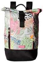 Sakroots Artist Circle Roll Top Backpack Backpack Bags