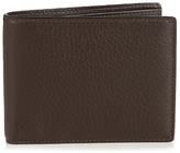 Smythson Burlington Bi-fold Leather Wallet