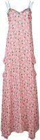 Michel Klein floral print dress - women - Silk - 38