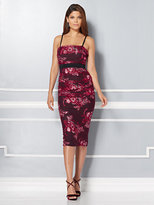 New York & Co. Eva Mendes Collection - Neves Corset Dress