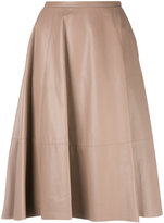 Drome panelled skirt
