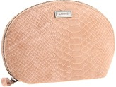 Lodis Saint Germain Amy Dome Cosmetic Bag (Almond) - Bags and Luggage