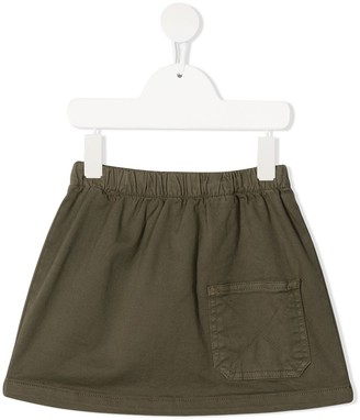 Douuod Kids Cargo Mini Skirt