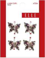Elle Mini Butterfly Jaw Clips