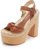 Paloma Barceló Lola Platform Sandals