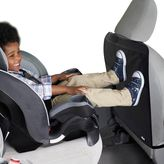 Chicco 2-Count Universal Deluxe Backseat Kick Mat in Black