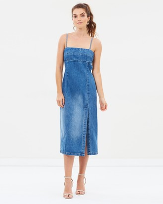 MLM Label Paris Midi Dress
