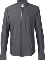 Wooyoungmi concealed fastening shirt