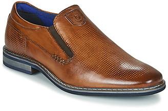 Bugatti RAFO EXKO men's Loafers / Casual Shoes in Brown