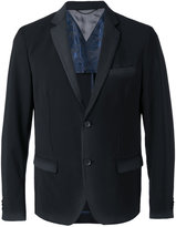 Diesel flap pockets blazer - men - Polyester/Spandex/Elastane/Acetate/Wool - 50