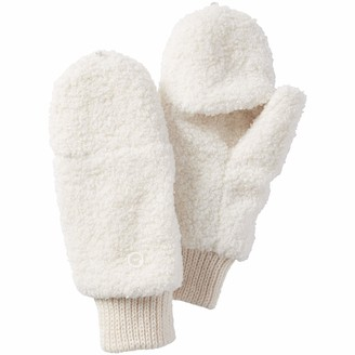 Tickled Pink Women's Fuzzy Bunny Mittens