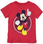 "Disney Mickey Mouse Little Boys' Toddler ""Circle Parade"" T-Shirt"