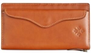 Patricia Nash Valentia Smooth Leather Wallet