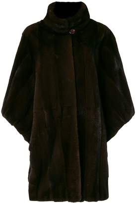 Magrit Liska fur coat
