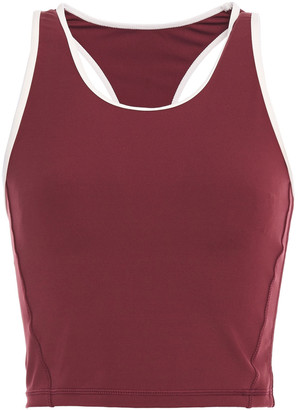 The Upside Cropped Stretch Tank