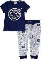 Absorba Boys' 2Pc Shirt & Pant Set