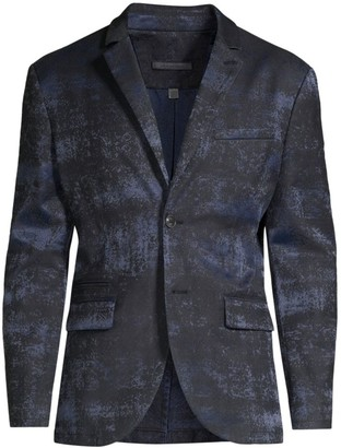 John Varvatos Slim-Fit Fade-Out Jacket