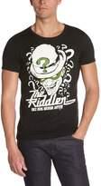 Logoshirt Slim Fit Batman-The Riddler Logo T-Shirt
