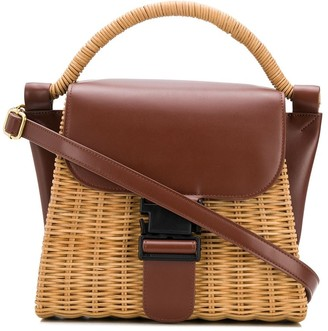 Zucca Woven Style Tote