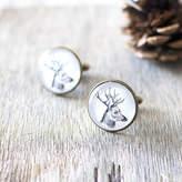 JuJu Treasures Deer Cufflinks