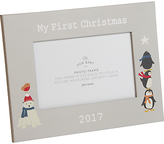 John Lewis My 1st Christmas Photo Frame 2017