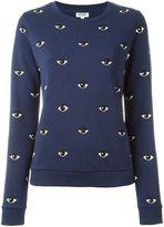 Kenzo 'Eyes' sweatshirt - women - Cotton - XL