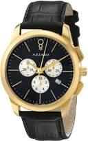 Azzaro Men's AZ2040.63BB.000 Legend Analog Display Swiss Quartz Watch