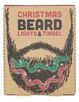 Burton Mens Christmas Beard Lights And Tinsel