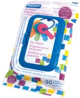 The First Years The First YearsTM by Tomy On-The-Go 30-Count Toy Wipes