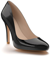 Shoes of Prey Round Toe Pump (Wide Widths Available)