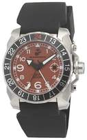 Wrist Armor Men's' Wrist Armor U.S. Marine Corps C3 Swiss Quartz Watch - Red