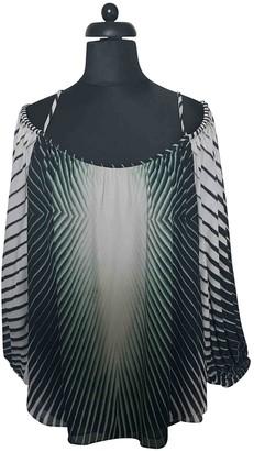 Tamara Mellon Multicolour Silk Tops