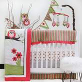 Pam Grace Creations Sweet Dream Owl Crib Bedding Collection