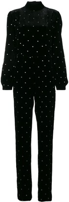 Raquel Diniz Decorative Buttons Jumpsuit