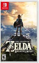 Nintendo Legend of Zelda Breath of the Wild for Switch