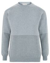 John Smedley Textured Chunky Wool-blend Sweater