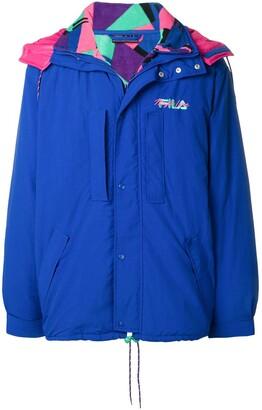 Fila Magic Line rain jacket