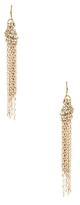 Amrita Singh Knotted Chain Drop Earrings