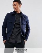 Noak Smart Harrington Jacket