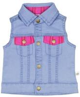 Rosie Pope Pompom Vest (Baby Girls)