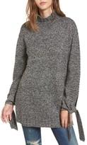 Moon River Women's Side Slit Sweater