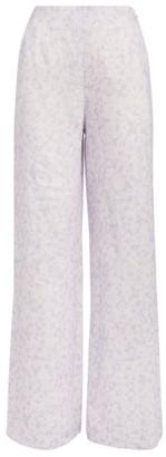 Peony Swimwear Lavender Vacation Trousers