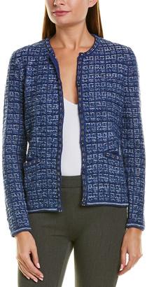 J.Mclaughlin Wool-Blend Jacket