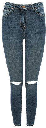 M&Co Ripped knee skinny jeans